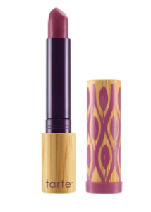 tarte glamazon pure performance 12-hour lipstick in playful