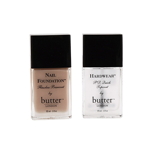 Butter London Base and Top Coat